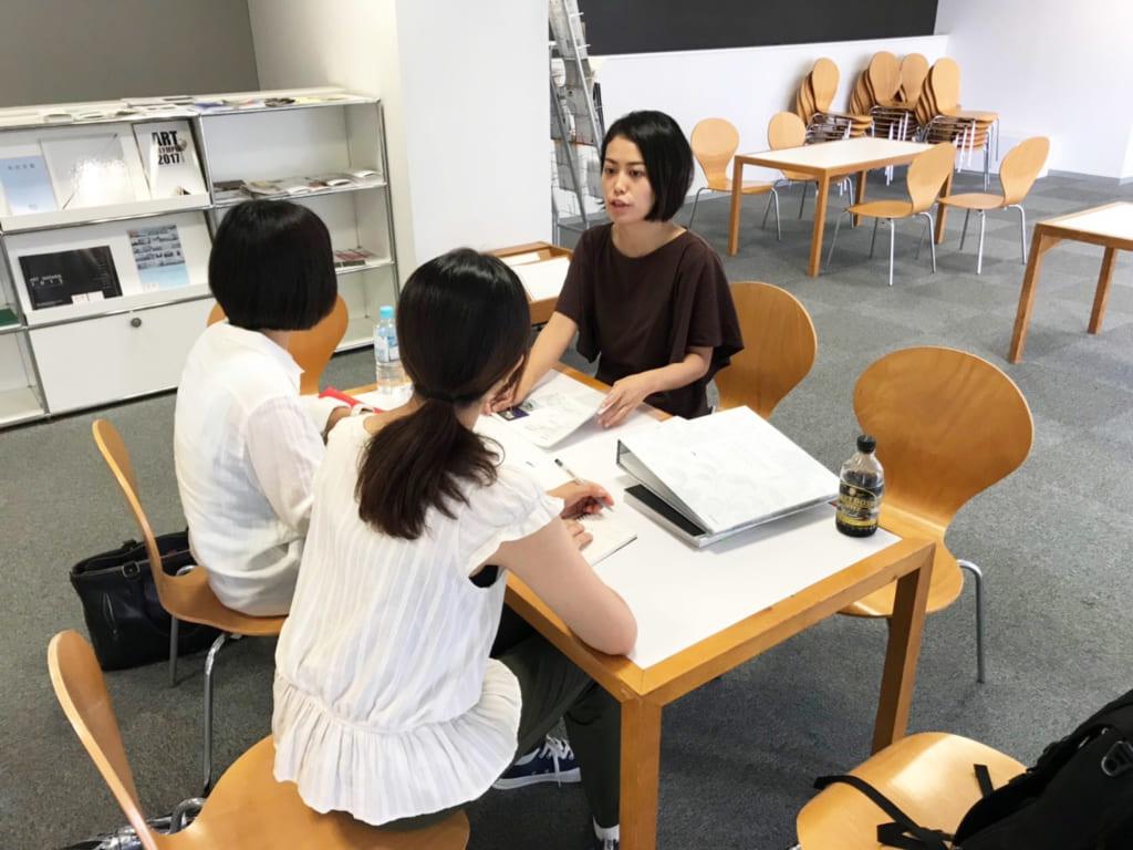 活動レポート01【インターン受け入れプロジェクト 】