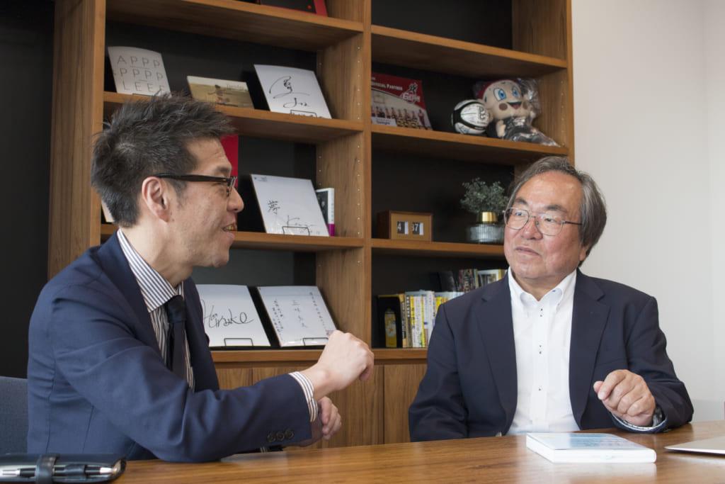 弊社顧問 小川共和氏と執行役員 矢谷による対談記事を公開しました