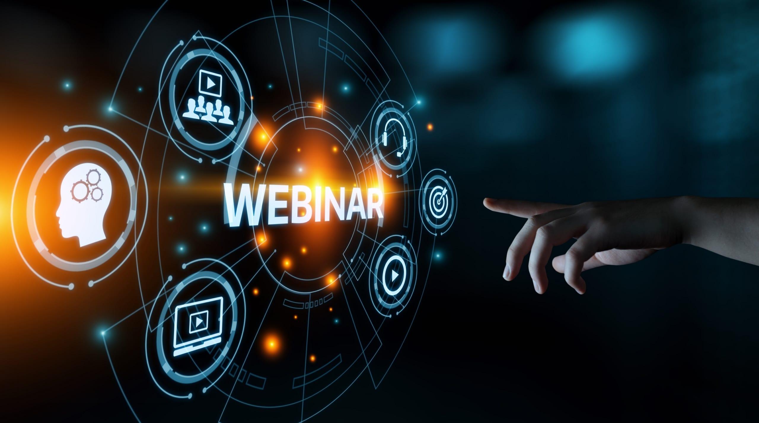 ウェビナーをデジタルマーケティングの戦略的コンテンツへ強化