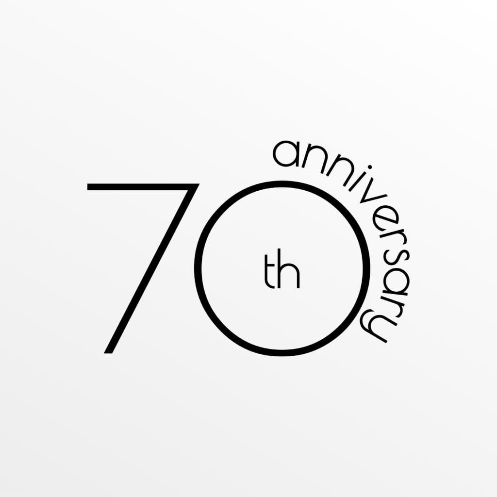 70周年プロジェクトがスタートしました!